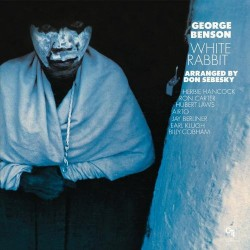 GEORGE BENSON - White Rabbit LP (Original)
