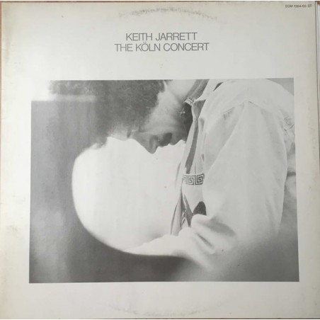 KEITH JARRETT - The Köln Concert LP (Original)