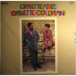 ORNETTE COLEMAN - Ornette At 12 LP (Original)
