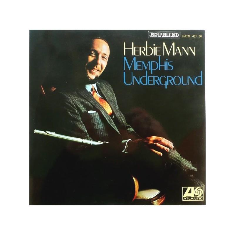 HERBIE MANN - Memphis Underground LP