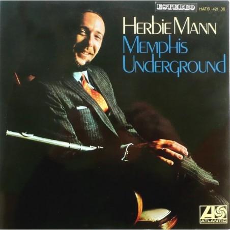 HERBIE MANN - Memphis Underground LP (Original)