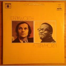 JOHNNY DANKWORTH - BILLY STRAYHORN – Johnny Dankworth - Billy Strayhorn LP