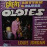 LOUIS JORDAN - Great Rhythm & Blues Oldies  LP (Original)