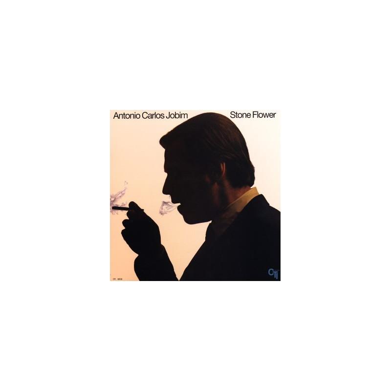 ANTONIO CARLOS JOBIM - Stone Flower  LP