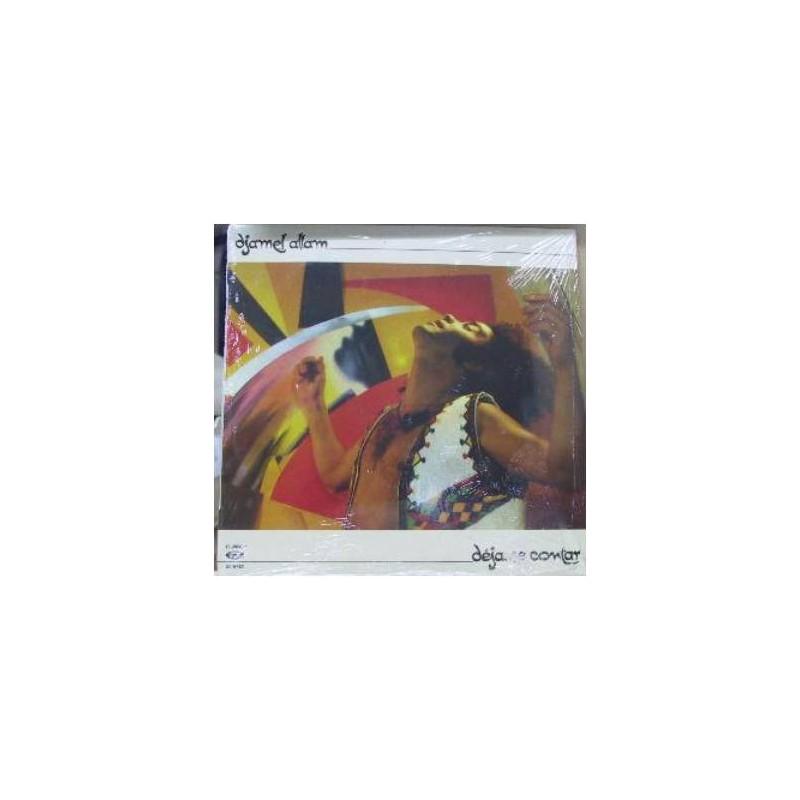 DJAMEL ALLAM - Dejame Contar LP