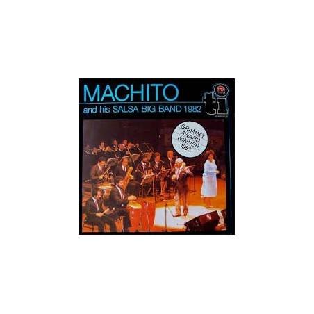 MACHITO & HIS SALSA BIG BAND 1982 LP (Original)