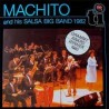 MACHITO & HIS SALSA BIG BAND 1982 LP (Original)