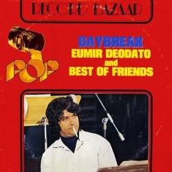 EUMIR DEODATO AND BEST OF FRIENDS - Daybreak LP