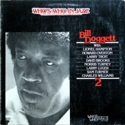 BILL DOGGETT - Who's Who In Jazz Vol.2