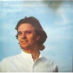 JOHN McLAUGHLIN - Belo Horizonte LP (Original)