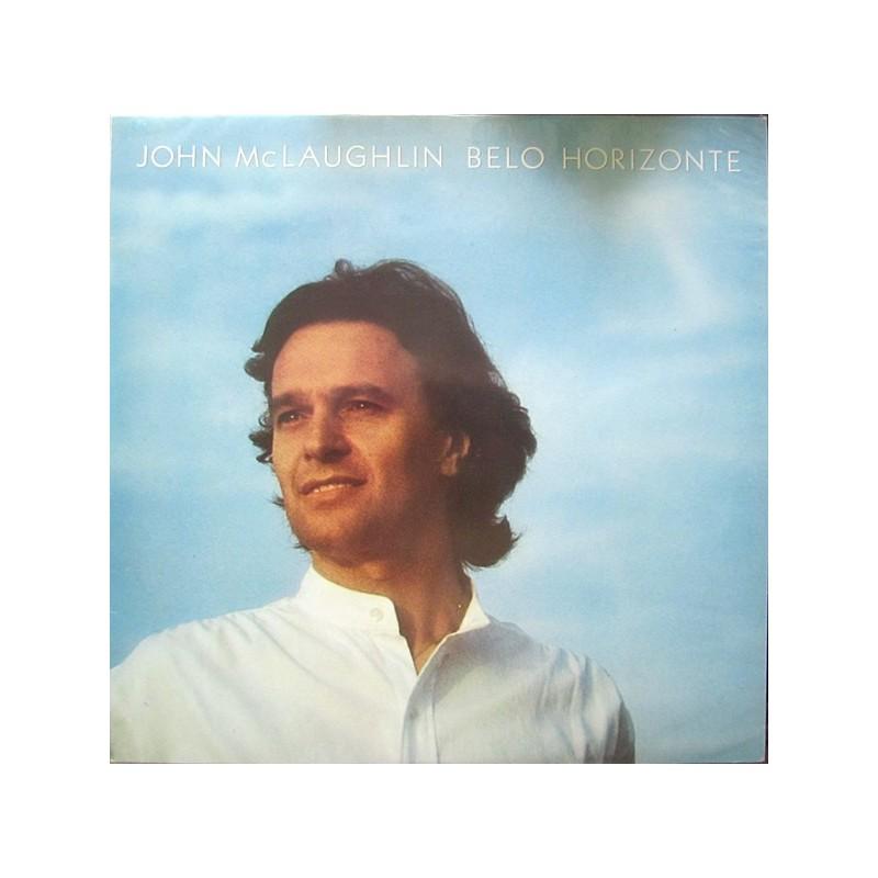 JOHN McLAUGHLIN - Belo Horizonte LP