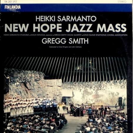 HEIKKI SARMANTO ENSEMBLE New Hope Jazz Mass LP (Original)