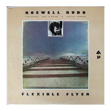 ROSWELL RUDD - Flexible Flyer LP (Original)