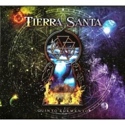 TIERRA SANTA - Quinto Elemento CD