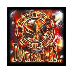 SOZIEDAD ALKOHOLIKA - Diversiones CD