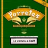 PORRETAS - La Vamos A Liar CD