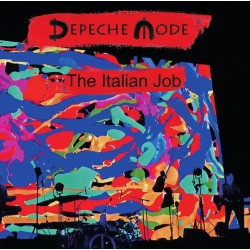 DEPECHE MODE - The Italian Job LP