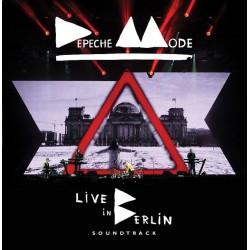 DEPECHE MODE - Live In Berlin – Soundtrack LP