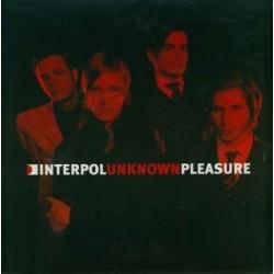 INTERPOL - Unknown Pleasure LP