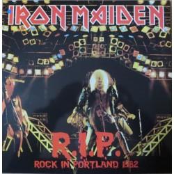 IRON MAIDEN - Rock in Portland 1982 LP