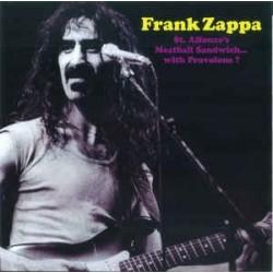 FRANK ZAPPA - St. Alfonzo's Meatball Sandwich... With Provolone?  LP