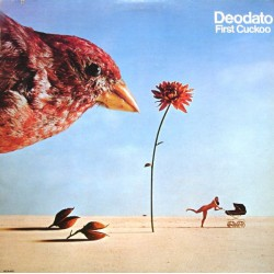 DEODATO - First Cuckoo LP