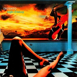 DEODATO - Knights Of Fantasy LP