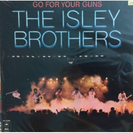ISLEY BROTHERS - Go For Your Guns LP (Original)