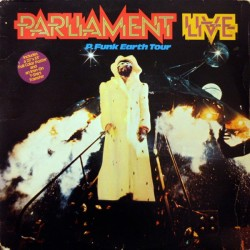 PARLIAMENT - Live, P.Funk Earth Tour  LP