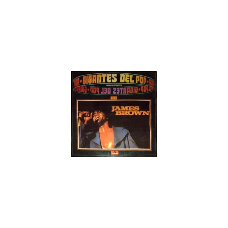 JAMES BROWN - Gigantes Del Pop Vol.4