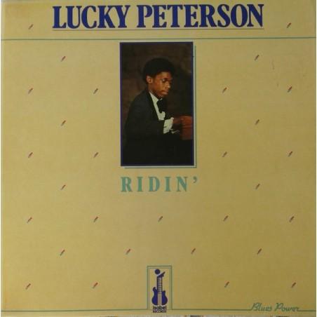 LUCKY PETERSON - Ridin' LP (Original)