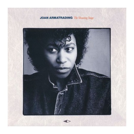 JOAN ARMATRADING - The Shouting Stage LP (Original)