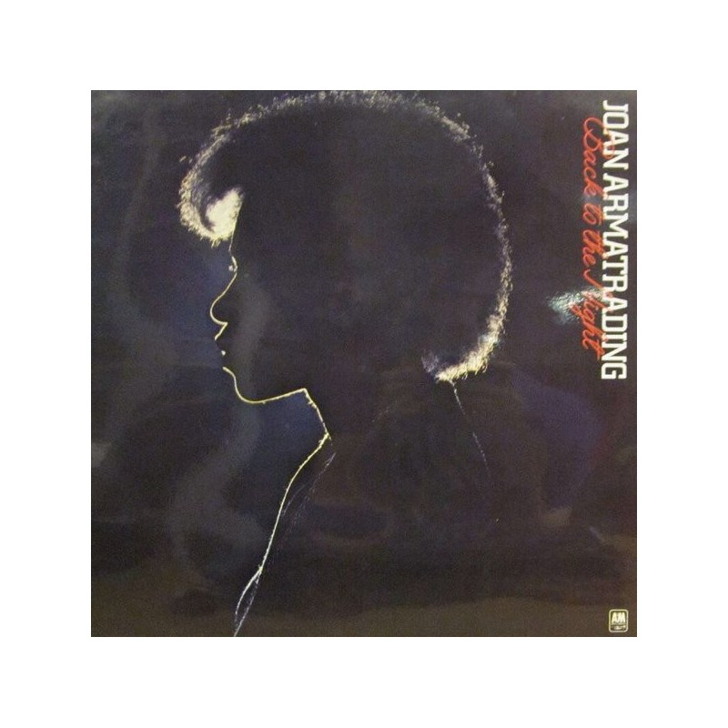 JOAN ARMATRADING - Back To The Night LP