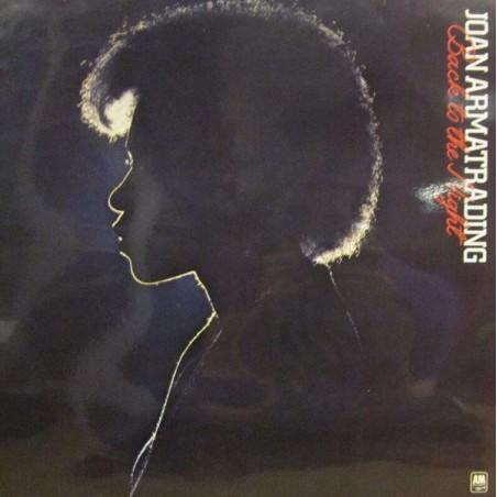 JOAN ARMATRADING - Back To The Night LP (Original)