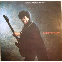 JOAN ARMATRADING - Sleight Of Hand LP (Original)