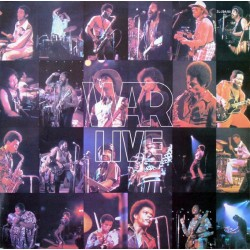 WAR - Live LP (Original)