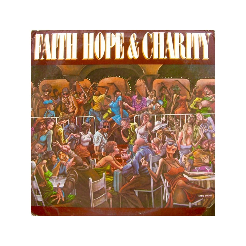 FAITH HOPE & CHARITY - Faith Hope & Charity