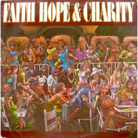 FAITH HOPE & CHARITY - Faith Hope & Charity LP (Original)