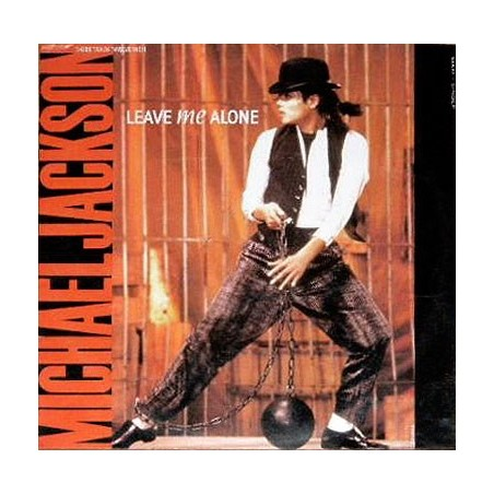 "MICHAEL JACKSON - Leave Me Alone 12"" (Original)"