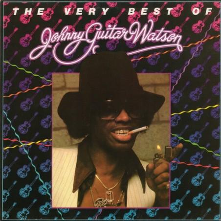JOHNNY GUITAR WATSON - Very Best Of LP (Original)