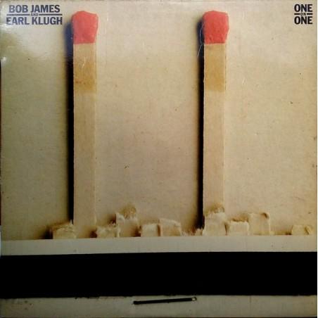 BOB JAMES & EARL KLUGH - One On One LP (Original)