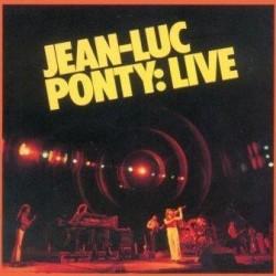 JEAN-LUC PONTY - Live LP (Original)