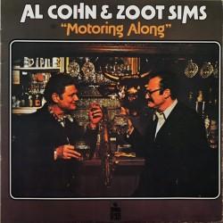 AL COHN & ZOOT SIMS - Motoring Along LP (Original)