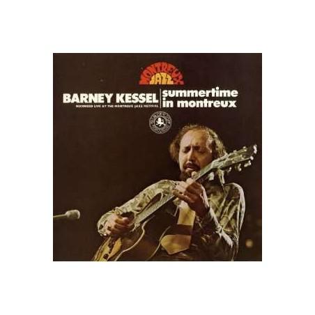 BARNEY KESSEL - Summertime In Montreux LP (Original)