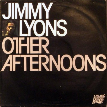 JIMMY LYONS - Other Afternoons LP (Original)