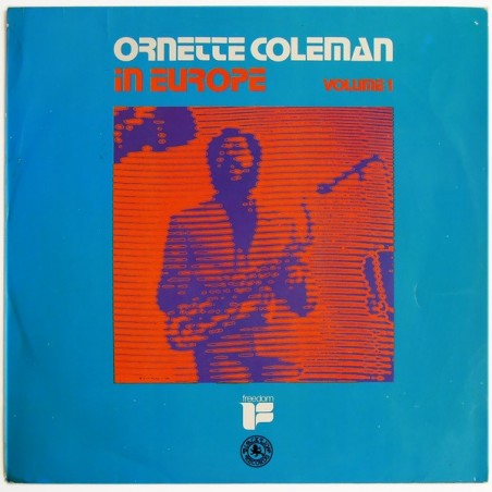 ORNETTE COLEMAN - In Europe Volume 1 LP (Original)