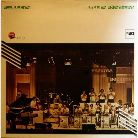MEL LEWIS - Live In Montreaux LP (Original)