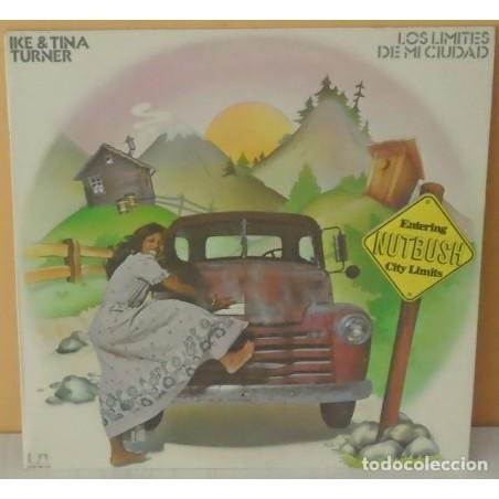IKE & TINA TURNER - Nutbush City Limits LP (Original)