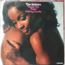 STYLISTICS - Thank You Baby LP (Original)