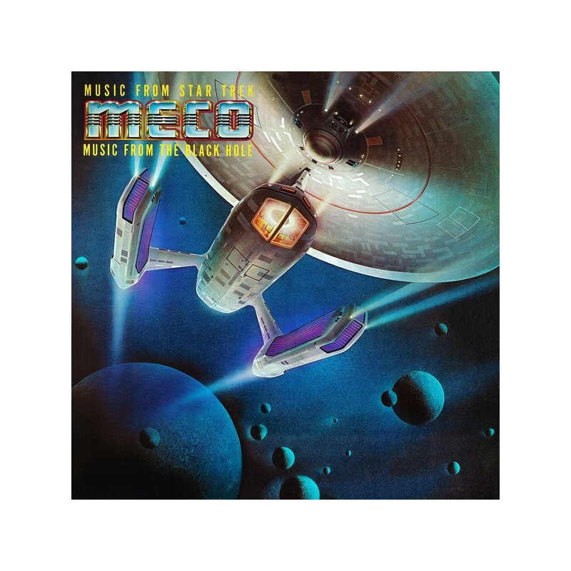 MECO - Music From Star Trek And The Black Hole